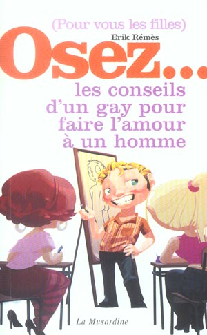 OSEZ LES CONSEILS D'UN GAY POUR FAIRE L'AMOUR A UN HOMME