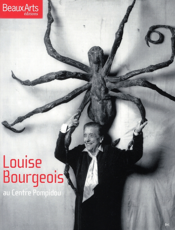 LOUISE BOURGEOIS AU CENTRE POMPIDOU