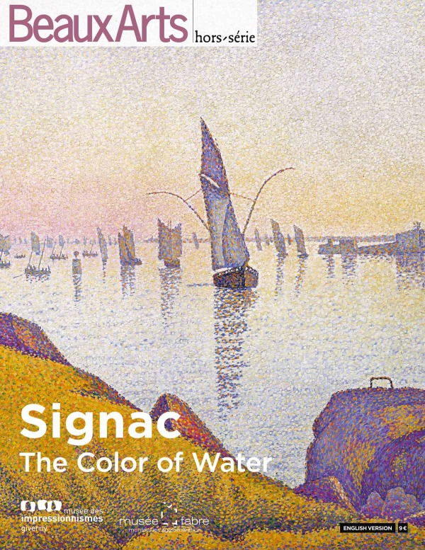 SIGNAC, THE COLOURS OF WATER (ANGLAIS)