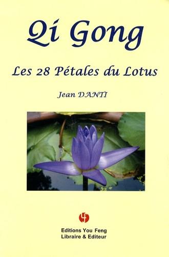 QI GONG - LES 28 PETALES DU LOTUS