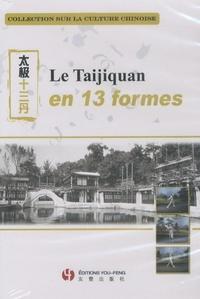 DVD LE TAIJIQUAN EN 13 FORMES