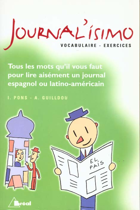 JOURNAL ISSIMO (VOCABULAIRE+EXERCICES)
