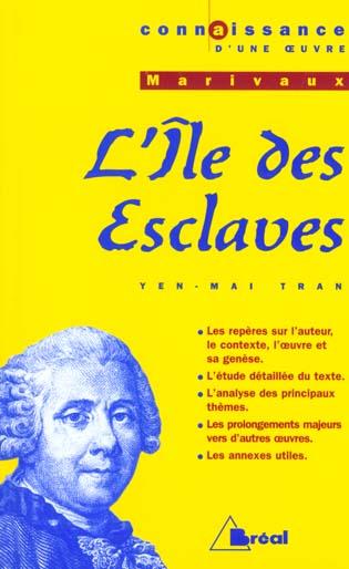 L ILE DES ESCLAVES - MARIVAUX