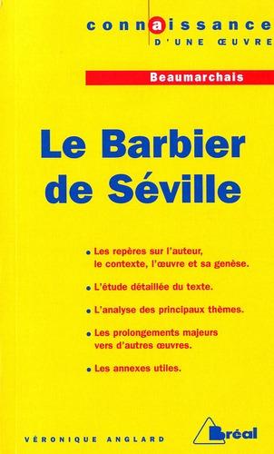 BARBIER DE SEVILLE BEAUMARCHAIS