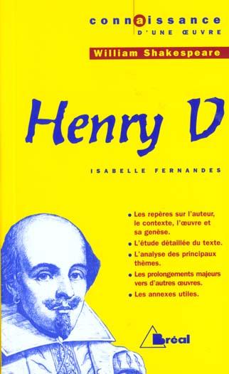 HENRY V - PREPA