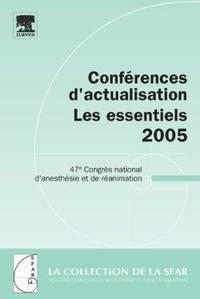 CONFERENCES D'ACTUALISATION 2005