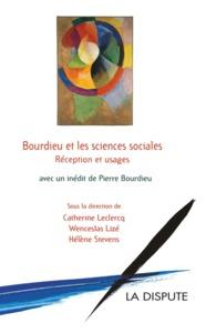 BOURDIEU ET LES SCIENCES SOCIALES