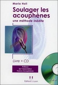 SOULAGER LES ACOUPHENES AVEC CD