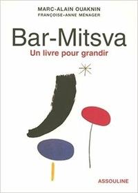 BAR-MITSVA LIVRE POUR GRANDIR