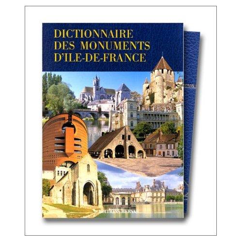 DICTIONNAIRE MONUMENTS IDF