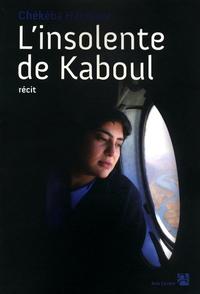 INSOLENTE DE KABOUL