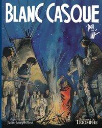 BLANC CASQUE
