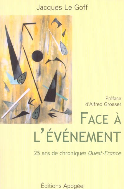 FACE A L'EVENEMENT