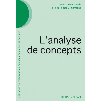L'ANALYSE DE CONCEPTS