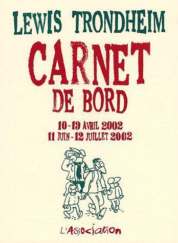 CARNET DE BORD 3 (10-19/04/02, 11/06-12/07/02)