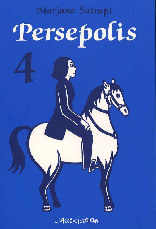 PERSEPOLIS T4