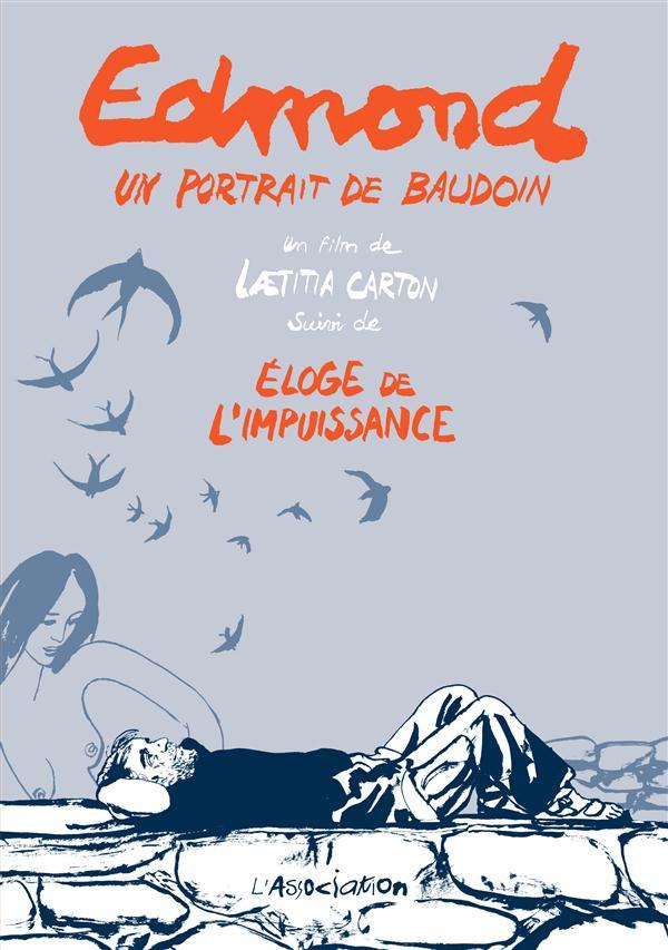 EDMOND,UN PORTRAIT DE BAUDOIN (+DVD)