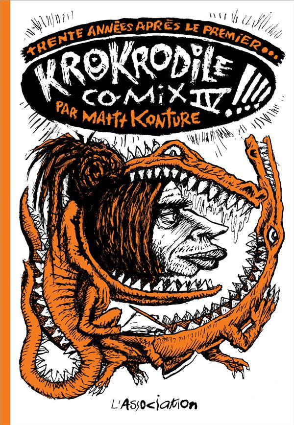 KROKRODILE COMIX IV