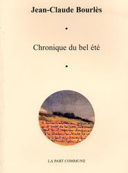 CHRONIQUE DU BEL ETE