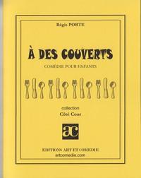 A DES COUVERTS