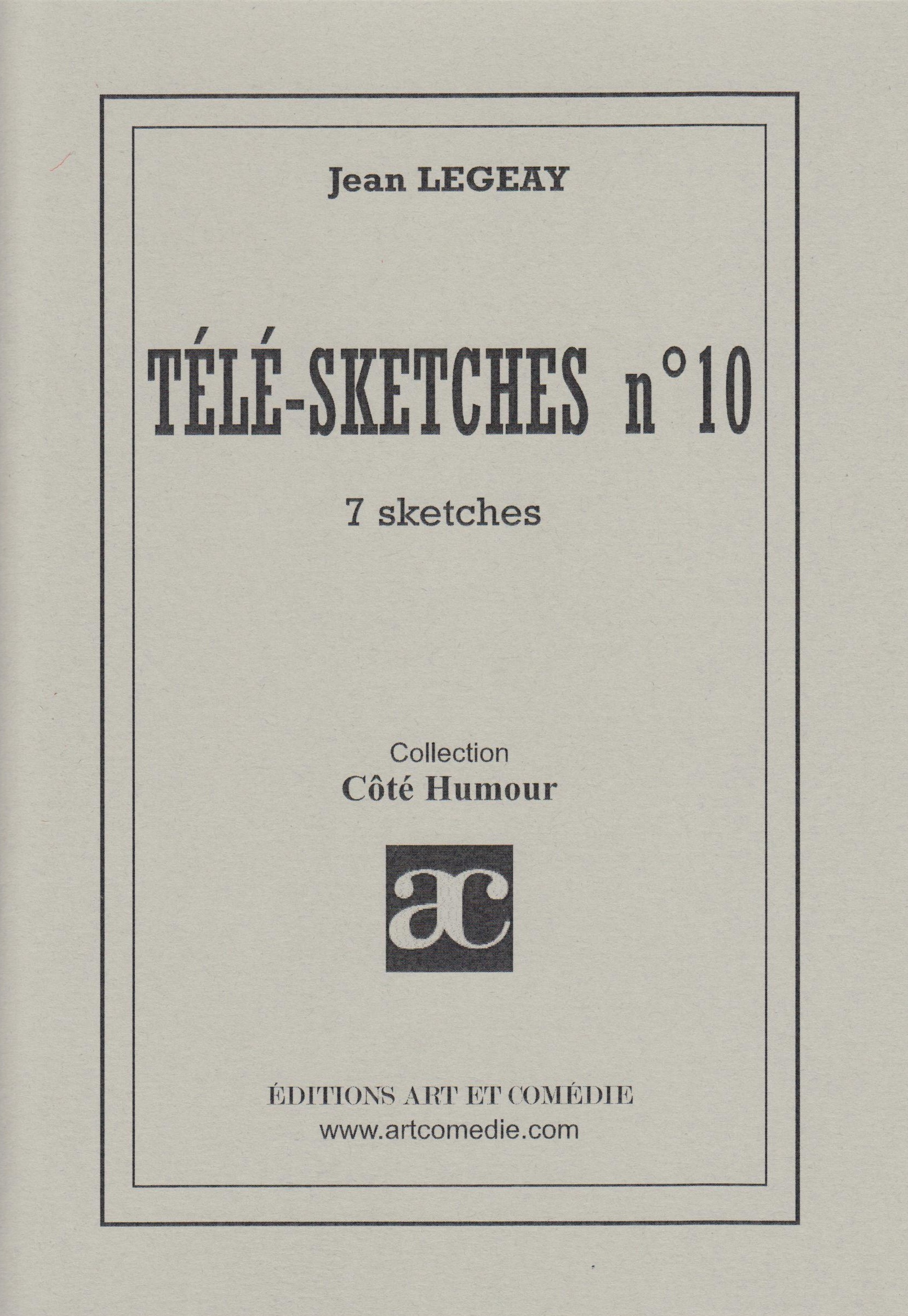 TELE-SKETCHES N 10