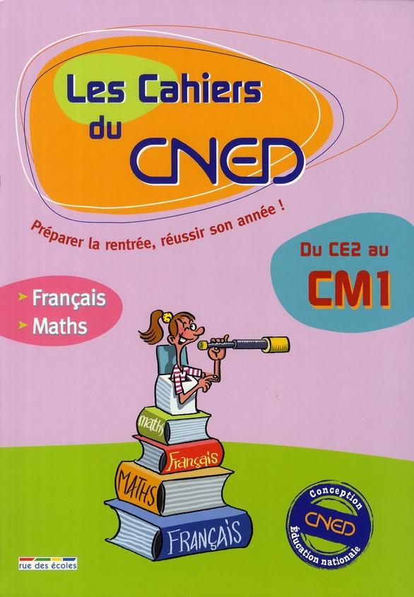 CAHIERS DU CNED DU CE2 AU CM1 (LES)