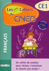 PETITS CAHIERS DU CNED CE1 FRANCAIS (LES)