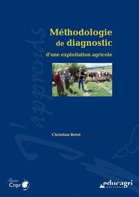 METHODOLOGIE DE DIAGNOSTIC D'UNE EXPLOITATION AGRICOLE
