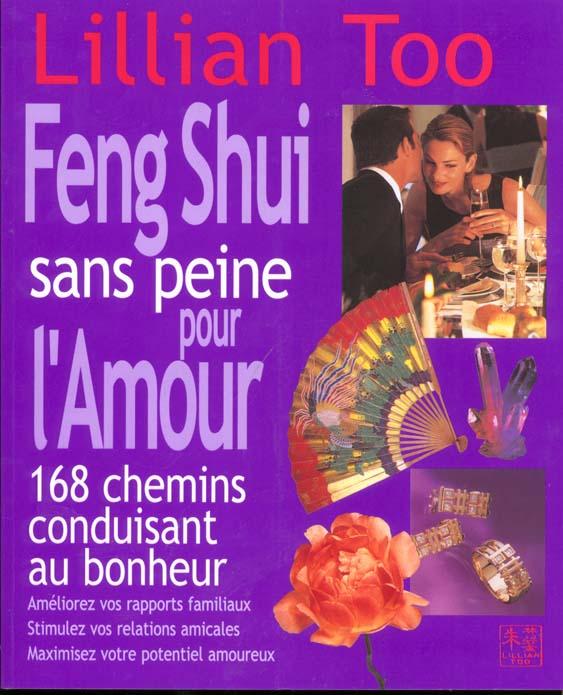 FENG SHUI SANS PEINE POUR L'AMOUR
