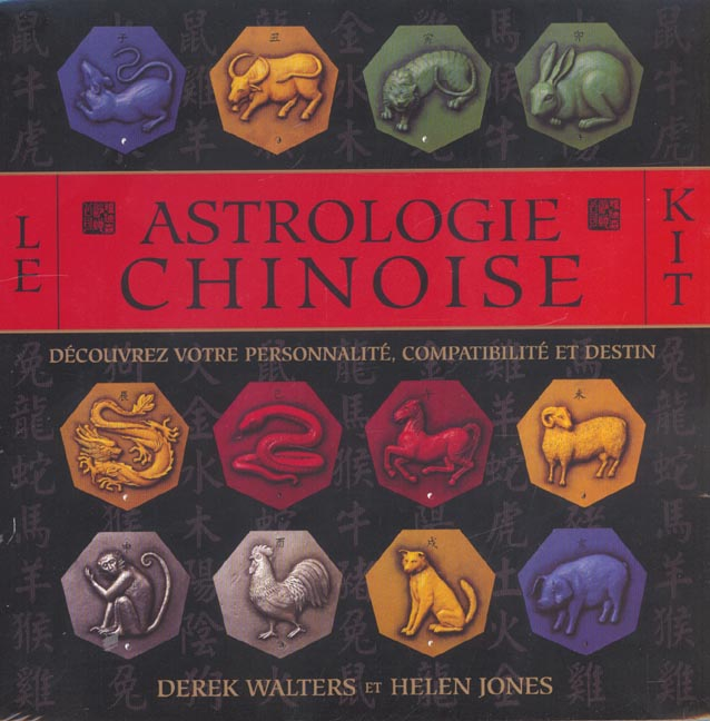 KIT D'ASTROLOGIE CHINOISE