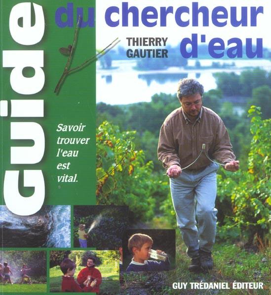 GUIDE CHERCHEUR D'EAU