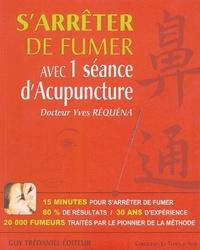 S'ARRETER DE FUMER, AVEC 1 SEANCE D'ACUPUNCTURE