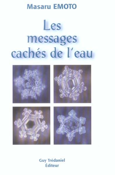 MESSAGES CACHES DE L'EAU (LES)
