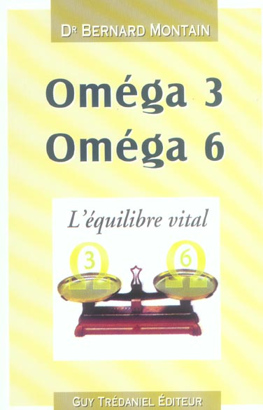 OMEGA 3 OMEGA 6
