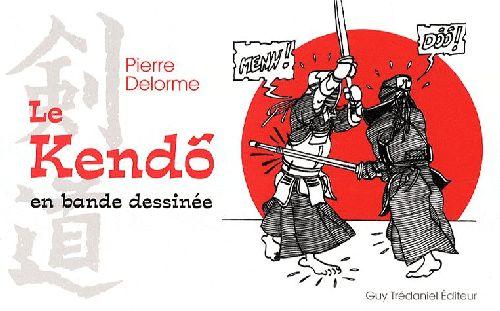 KENDO (LE) EN BANDE DESSINEE
