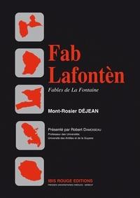 FAB LAFONTEN. FABLES DE LA FONTAINE