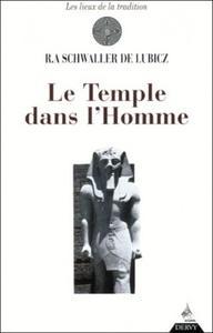 TEMPLE DANS L'HOMME (LE)