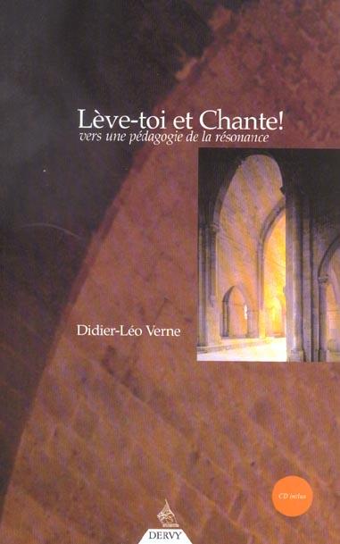 LEVE TOI ET CHANTE  (LIVRE + CD)