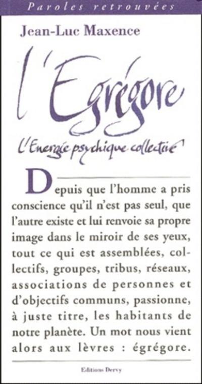 EGREGORE (L')