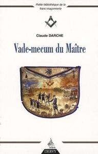 VADE-MECUM DU MAITRE