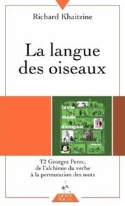 LANGUE DES OISEAUX T2 (LA)