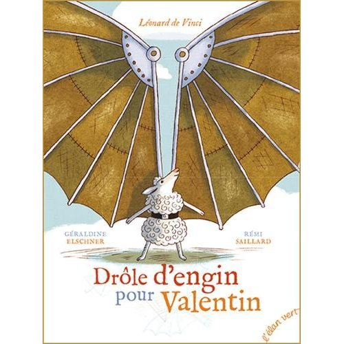 DROLE D'ENGIN POUR VALENTIN