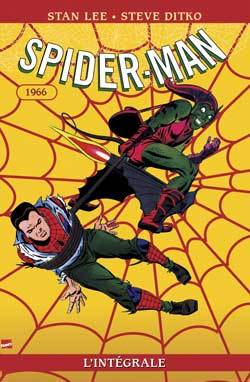 SPIDER-MAN L'INTEGRALE T04 1966