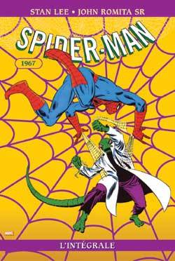 SPIDER-MAN L'INTEGRALE T05 1967