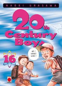 20TH CENTURY BOYS T16