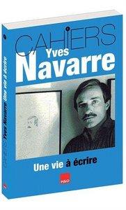 CAHIERS YVES NAVARRE N 1