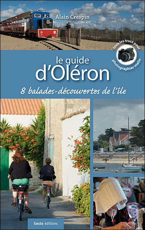 OLERON 8 BALADES DECOUVERTES