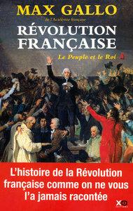 REVOLUTION FRANCAISE T1 PEUPLE