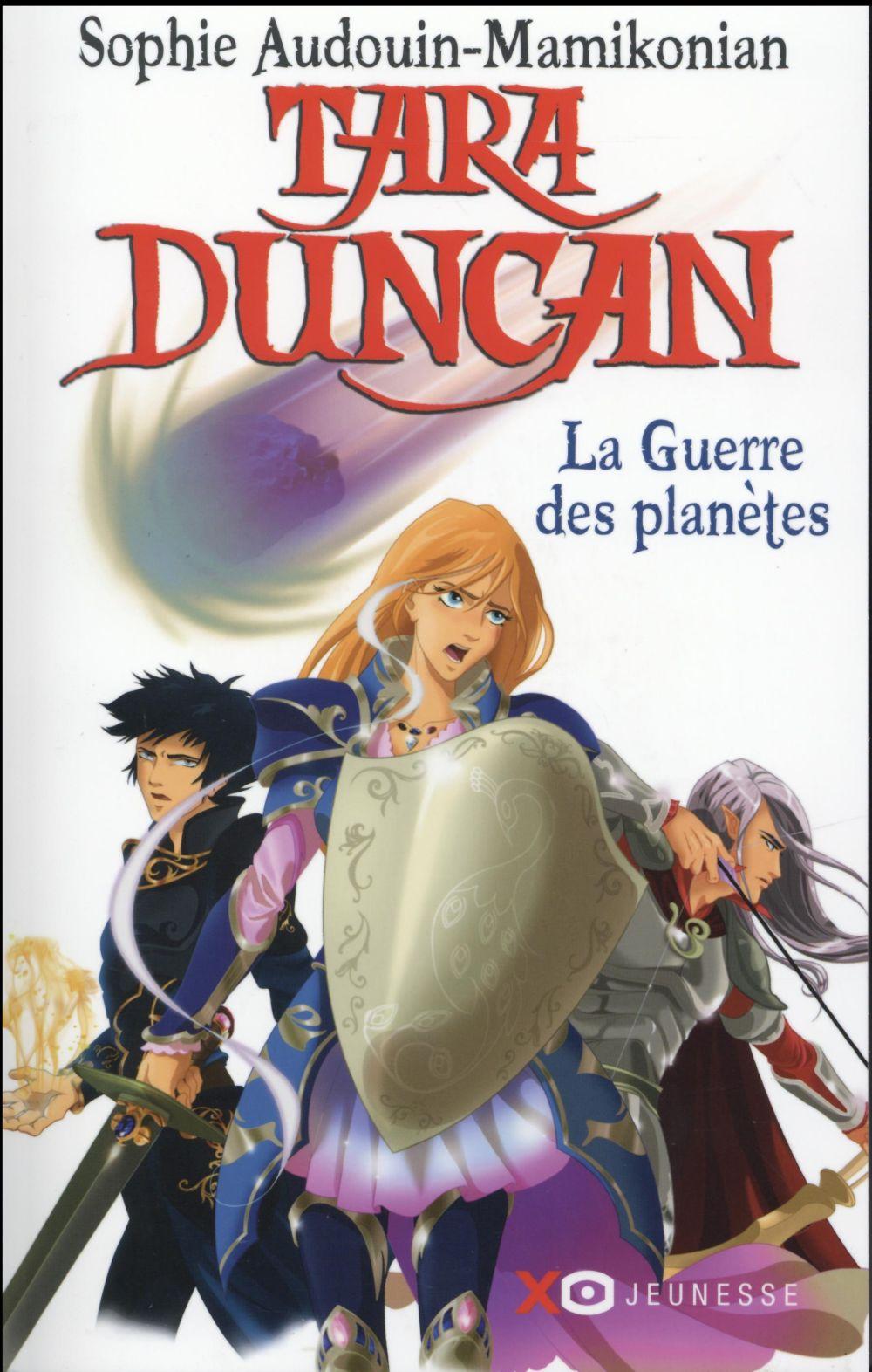 TARA DUNCAN - TOME 11 LA GUERRE DES PLANETES