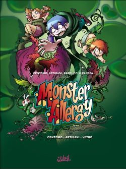 MONSTER ALLERGY - TOME 3 - MAGNACAT